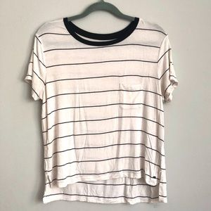 Soft & Sexy Striped Relaxed T-Shirt